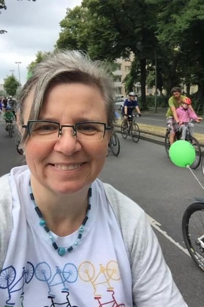 Fahrradsternfahrt Berlin 2018
